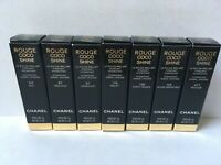 Chanel Coco Shine various colours NEW&BOXED