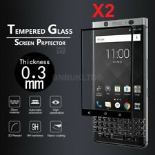 2 X For BlackBerry Keyone Tempered Glass Screen Protector Full Curved Coverage