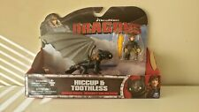 How To Train Your Dragon 2 Hiccup And Toothless Figure BRAND NEW