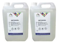 Azure Methanol Pure 99.85% ACS Methyl Alcohol Common Laboratory Solvent - 2 x 5L