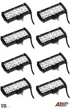 8 x 12V 24V 36W LED WORK SPOT LIGHT LAMP CAR JEEP TRUCK BOAT OFFROAD ATV CHASSIS