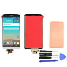 White LCD Screen Display+Touch Digitizer T For LG G3 D850 D851 D855 VS985 LS990
