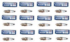 12x BOSCH Zündkerze 0242230500 DOPPELPLATIN für MERCEDES CLK C208 E-KLASSE
