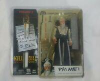 "KILL BILL VOL.2 Pai Mei NECA action figure 7"" brand new sealed"