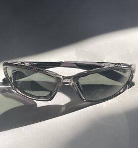 Native Silencer Smoke Polarized Italy Sunglasses Very Nice,Neat Look!
