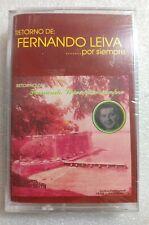 Retorno de Fernando Leiva por Siempre PETTY CSP-4105 Cassette Sealed