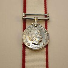Canadian Operational Service Medal – HUMANITAS (OSM-HUM), Miniature