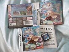Di TAO Adventure Curse Of The Demon Sigillato Konami e Gioco Nintendo Ds USA /