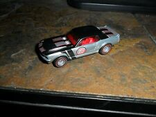 HOT WHEELS GARAGE CUSTOM '67 FORD MUSTANG COUPE #14/20 REDLINE REALRIDER