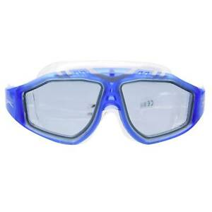 Slazenger Kids Reef Mask Junior Training Goggles Silicone