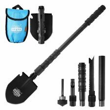 Portable Multitool Survival Emergency Gear Shovel for Snow Camping Hiking Winter