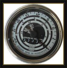 Ford Tractor Speedometer C3NN17360N  8N17360A1  black Bezel