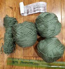 New listing 4 skeins Cascade yarns Venezia Sport yarn wool