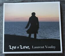 Laurent Voulzy, lys & love, CD