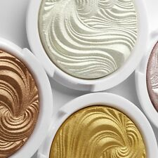 6Colors Skin Beauty Makeup Shimmer Highlighter Face Shadows Glow Powder Bronzers