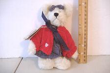 ~Mae B. Bearlove~Boyd'S T.J.'S Best Dressed Collection~6 1/2 Inch Plush Bear~