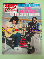 rivista CIAO 2001 22/1983 Richie Havens Peter Tosh Siouxsie Randy Newman  No cd