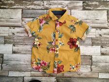 Beach & Tropical Baby Boys' Shirts 0-24 Months