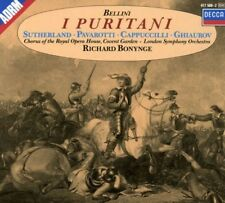 Joan Sutherland - I Puritani [New CD] Holland - Import