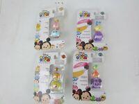 Disney Tsum Tsum Stack'em 3 pack  Lot of 4 Series 1,3 & 4