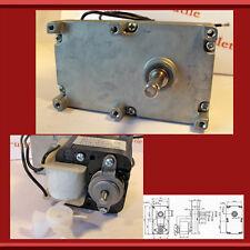 Motoriduttore 1,8 RPM 220V Girarrosto Barbecue Stufa Pellet Spiedo con ventola