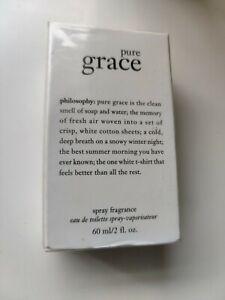 Philosophy Pure Grace  Eau De Toilette 60ml *Brand New and Sealed*