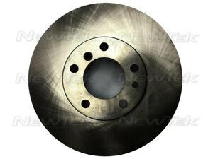 Disc Brake Rotor Front NewTek 34003