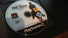 Red Dead Revolver (PS2 / PlayStation 2) PAL / Australian Compatible