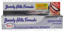 Beverly Hills Sensitive Whitening Toothpaste LARGE 170g