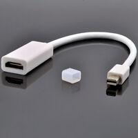 New Thunderbolt Mini DisplayPort to HDMI TV AV HDTV Cable For MacBook Pro iMac