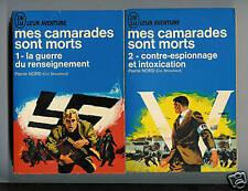 Pierre Nord : Mes camarades sont morts ( les 2 tomes ) - J'ai Lu Leur Aventure