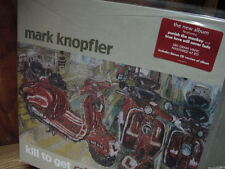 MARK KNOPFLER KILL TO GET CRIMSON RARE 2 Sealed LP SET ORIGINAL ISSUE WITH CD