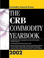 The CRB Commodity Yearbook 2002-ExLibrary