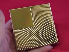 Valupte' Powder Compact in Gold Tone (848)