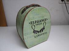 Elegance Vogue Lingerie Storage Box. Handkoffer für Dessous.