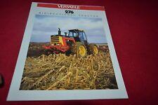 Versatile 276 Tractor Dealer's Brochure AMIL13