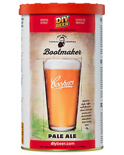 Coopers Thomas Cooper's Bootmaker Pale Ale 1.7kg pack Bar Accessories