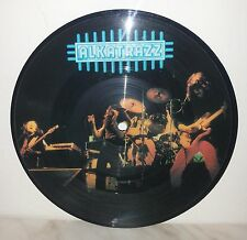 """7"""" 45 GIRI ALKATRAZZ - THINK IT OVER / HALF WAY THERE - PICTURE DISC"""