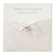 Einladungskarten Hochzeit Einladung Umschlag Hochzeitseinladung 15.4 Cm  726901