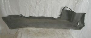 1982 Delorean DMC 12 OEM Left Side Sill Carpet