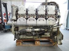 MTU Mercedes-Benz V8 Diesel motor/engine 485pk Turbo