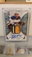 2015/16 The Cup Robby Fabbri RPA RC Rookie 4 Color Patch AUTO /249 Blues