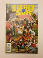 Secret Six #14 NM 1st Print DC New 52 Riddler