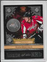 11-12 Crown Royale Alex Ovechkin Lords Of The NHL # 1