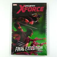 UNCANNY X-FORCE Final Execution: Book 1 (Hardcover, 2012) Remender  NEW  SEALED