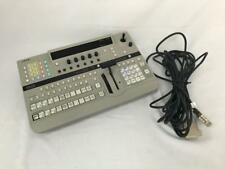 Sony DFS-700 DME Switcher Control Panel with Cable