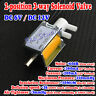 Micro DC 6V/12V 2-position 3-way Mini Electric Solenoid Valve for Gas Air Pump