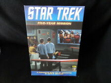 Mayfair- STAR TREK 5 YEAR MISSION- Verified as complete