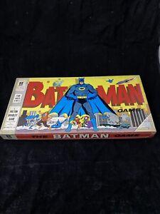 Vintage Milton Bradley Batman Board Game. 1966