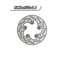 DISCO FRENO POST. NG 791 06/07 SUZUKI GSX R (K6/K7) 750 65.9791